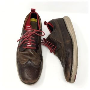 Cole Haan Grand OS Wingtip Sneaker Shoe